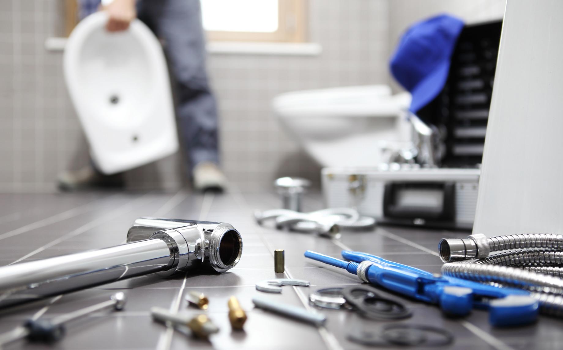 Plumbing repairs in Monaco
